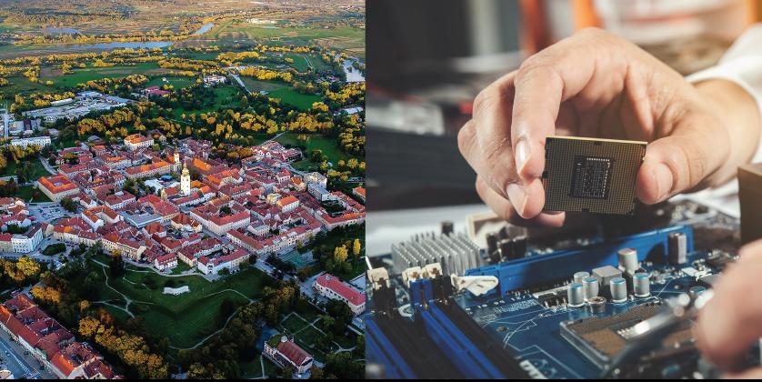 Započeo projekt uspostave RCK u sektoru ELEKTROTEHNIKE i RAČUNALSTVA u Karlovcu