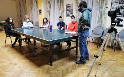 Održana prva radionica KA-UČ TV-a
